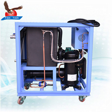 6hp Pendingin Air Chiller Chiller Harga Industri