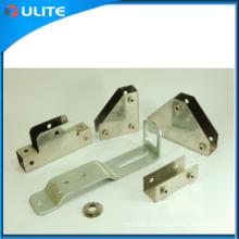 Traitement mécanique des pièces de fabrication du service de fabrication