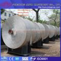 Спиральный пластинчатый теплообменник Оборудование для спирта / этанола
