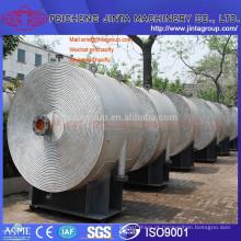 Trocador de calor em placas espirais Equipamento para álcool / etanol