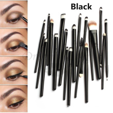 20PCS Eye Shadow Foundation Private Label Makeup Brush