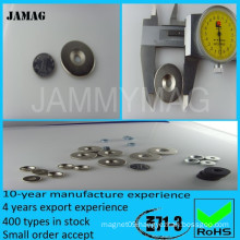 Ni coating magnet standard neodymium magnet grade n42