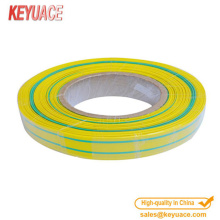 High-shrink-ratio yellow&green heat shrink tubing