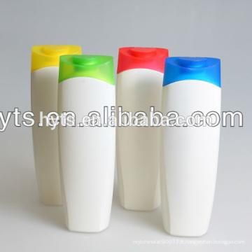 200 ml 400 ml en gros bouteille de shampooing en plastique