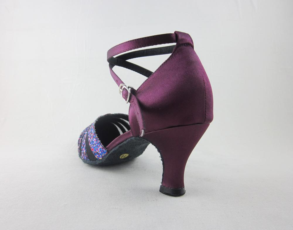 Girls Dance Shoes Purple