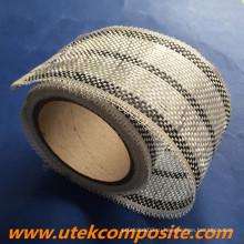 8 см Ширина 200G / M2 Гибридная лента из углеродного стекловолокна
