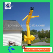 single leg inflatable air waver, air dancer for sale from China factory
