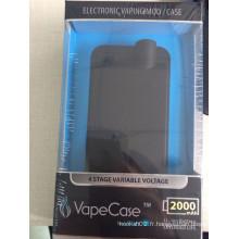 Boîtier Cig Vape pour produit iPhone 2014 pour iPhone 5 et 5s