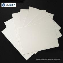 Impressão UV e impressão offset Folha de plástico transparente em PVC