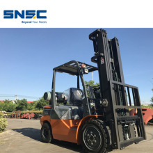 3.5 Ton LP Gas Fork Lift dengan Japan Gasoline Engine