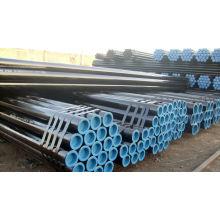 Tubos de acero soldadas sin costura de la venta caliente