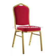 Banquete padrão na Índia empilhamento cadeira de alumínio XYN2757