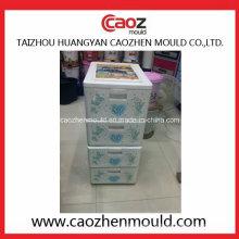 Moulage par injection à tiroirs en plastique de haute qualité en stock