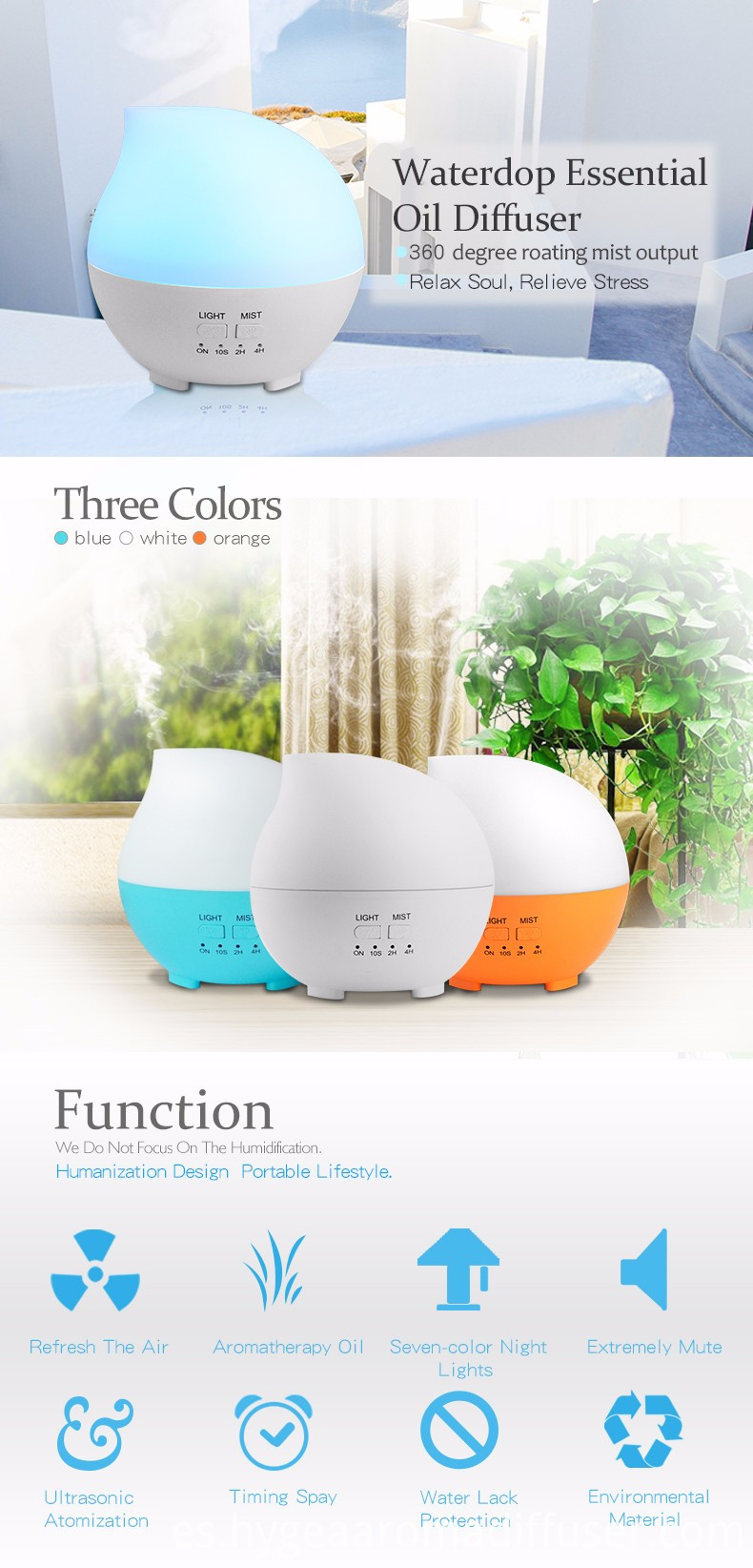 mini humidifier