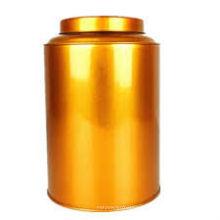Revestimento em pó com tinta metálica dourada