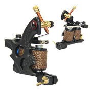 Steel Frame Tattoo Machines for Lining and Shading