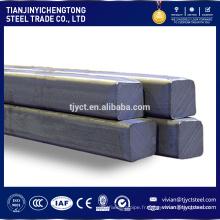 Fabrication Barre carrée en acier MS de fer de construction Barre carrée en acier de fer de construction MS
