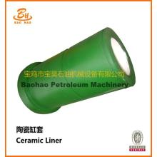 Cylinder Liner Ceramic per Mud Pump
