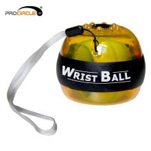 Bola quente da força do exercício do poder do pulso do contador da luz do diodo emissor de luz da venda