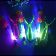 Amazing Led Flying Arrow Helicopter Toys