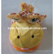 Tanzender Pantoffel-Karikatur-Spielzeug-angefüllte Tier-Schuhe (TF9737)