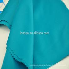 Tecido 100% poliéster tecido sarja trecho barato