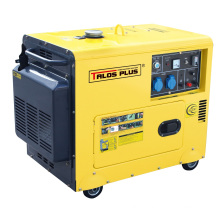 6 Kw / 6 kVA Silent Diesel Generator for Cold Area (TD7500LDE)