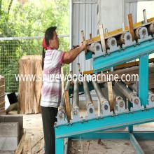 Máquina de alta eficiência Roller Veneer Dryer