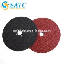 SATC - Disco abrasivo de tela lijado para pulido de metal y madera
