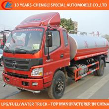 4X2 Wasserwagen 8t 10t Wassertankwagen zum Verkauf