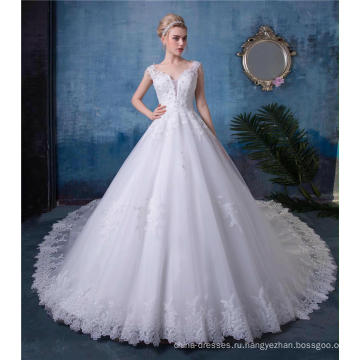 Вышитые свадебное платье платье HA520 для новобрачных