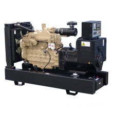 220kVA Cummins Series Open Type Diesel Genset