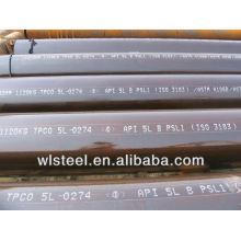 Sumitomo sans soudure / ERW ASTM A106 / A53 fabrication