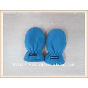 Детские флисовые перчатки