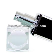 30ml Bouteilles de pompes sans air acrylique de luxe (PMMA) de 30 ml
