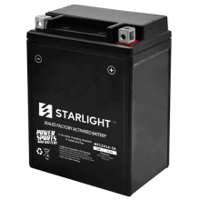 super power starting 12V 14Ah motorcycle battery