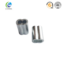 Us type hourglass steel alloy ferrule