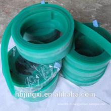 Bandes de feuille en plastique ignifuges d'unité centrale