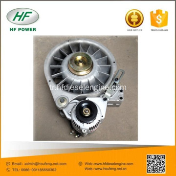 Deutz F1L511 motor fanı alternatör desteği assy