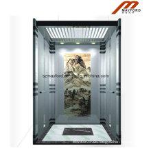 400kg Wohnvilla Aufzug mit Maschine Raumlos