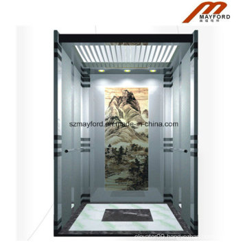 400kg Residential Villa Elevator with Machine Roomless