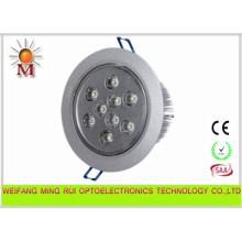 Plafonnier de l'intense luminosité LED avec du CE et RoHS 9W