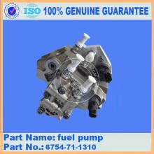 Komatsu Engine S4D102 Fuel Pump 6737-71-1211