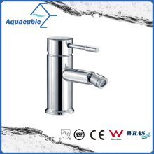 Chromed Surface Single Handle Brass Bidet Faucet (AF6002-8)