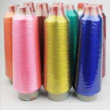 Hochwertiges 100% gesponnenes Polyester-nähendes Stickgarn