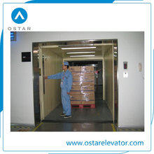 Elevador de carga usado de fábrica, elevador de carga com melhor preço