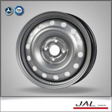Silber Farbe Hochleistungs 15 Zoll Auto Räder Auto Felgen Räder