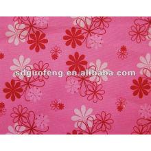 Polyster tissu de coton Bandana bon tissu de literie d'impression de haute qualité