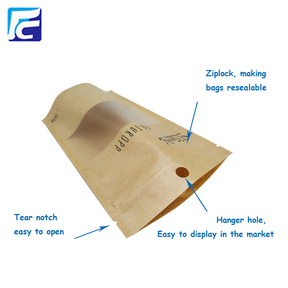 Reusable Snack Food Bag