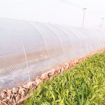 Filme plástico agrícola ecológico biodegradável